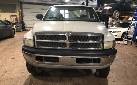 2001 Dodge Ram Pickup 2500 for sale at Six Brothers Auto Sales in Youngstown OH