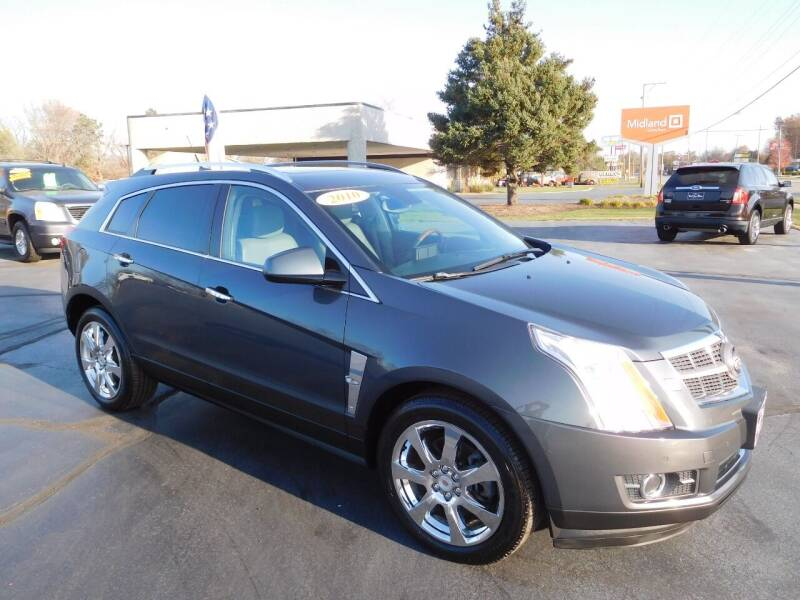 2010 Cadillac SRX for sale at North State Motors in Belvidere IL