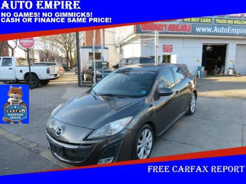 2010 Mazda MAZDA3 for sale at Auto Empire in Brooklyn NY