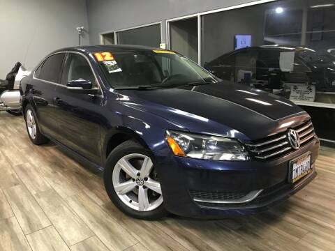 2012 Volkswagen Passat for sale at Golden State Auto Inc. in Rancho Cordova CA