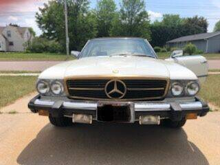 1981 Mercedes-Benz 380-Class for sale at Mr. Old Car in Dallas TX