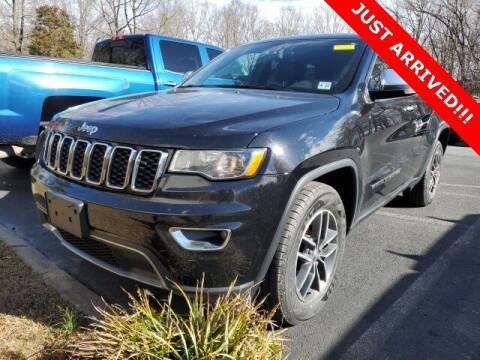2017 Jeep Grand Cherokee for sale at Impex Auto Sales in Greensboro NC