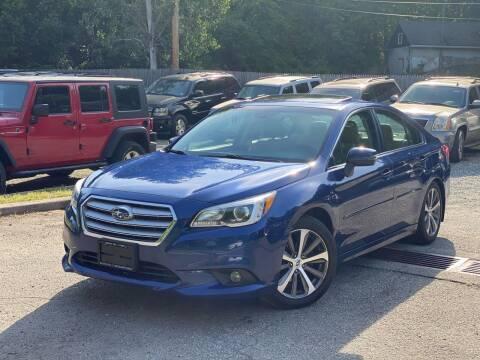 2016 Subaru Legacy for sale at AMA Auto Sales LLC in Ringwood NJ