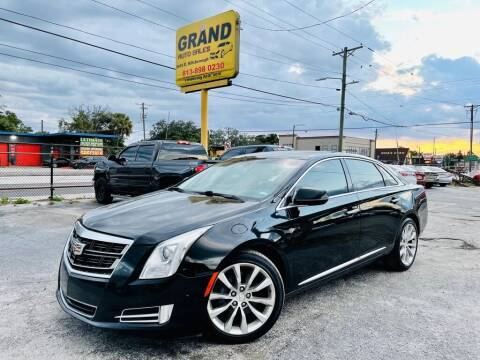2016 Cadillac XTS for sale at Grand Auto Sales in Tampa FL