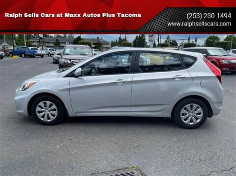 2015 Hyundai Accent for sale at Ralph Sells Cars at Maxx Autos Plus Tacoma in Tacoma WA