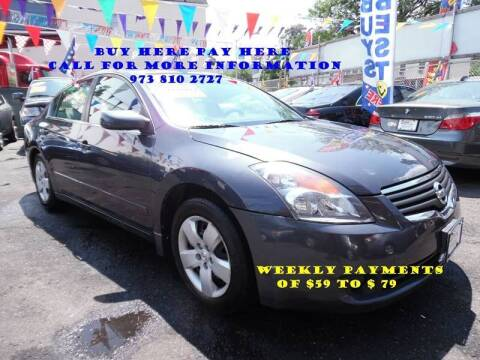 2007 Nissan Altima for sale at Simon Auto Group in Newark NJ