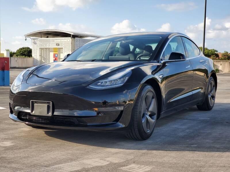 2019 Tesla Model 3 for sale at EV Direct in Lauderhill FL