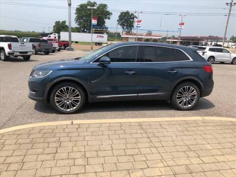 2016 Lincoln MKX for sale at Herman Jenkins Used Cars in Union City TN