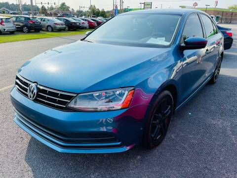 2018 Volkswagen Jetta for sale at BRYANT AUTO SALES in Bryant AR