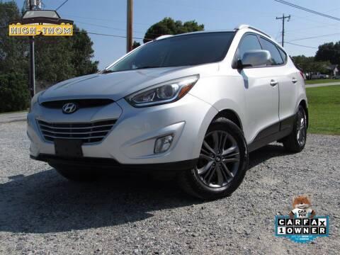 2014 Hyundai Tucson for sale at High-Thom Motors in Thomasville NC
