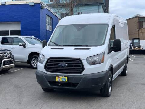 2016 Ford Transit Cargo for sale at AGM AUTO SALES in Malden MA
