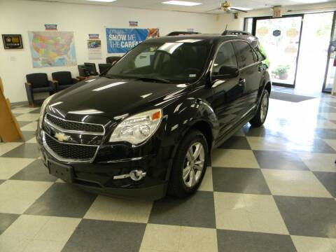 2013 Chevrolet Equinox for sale at Lindenwood Auto Center in St. Louis MO