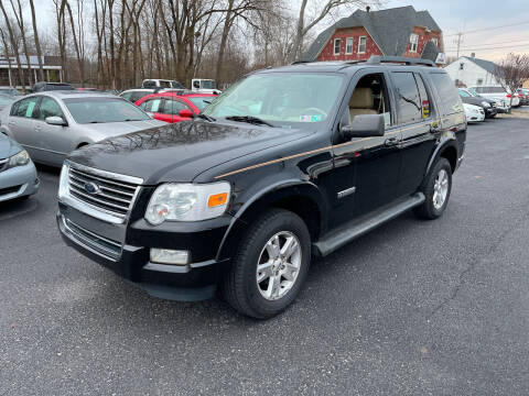 2008 Ford Explorer for sale at AFFORDABLE IMPORTS in New Hampton NY