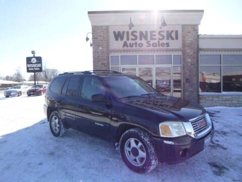 2002 GMC Envoy for sale at Wisneski Auto Sales, Inc. in Green Bay WI