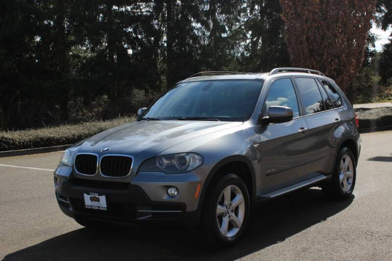 2009 BMW X5 for sale at Top Gear Motors in Lynnwood WA
