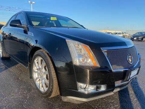 2008 Cadillac CTS for sale at VIP Auto Sales & Service in Franklin OH
