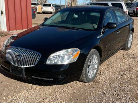 2011 Buick Lucerne for sale at Autos Trucks & More in Chadron NE