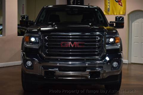 2016 GMC Sierra 2500HD for sale at Tampa Bay AutoNetwork in Tampa FL