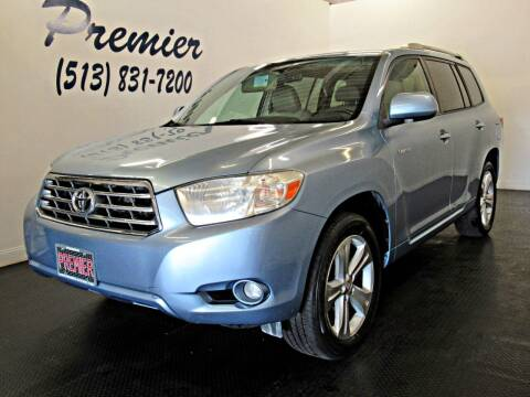 2009 Toyota Highlander for sale at Premier Automotive Group in Milford OH
