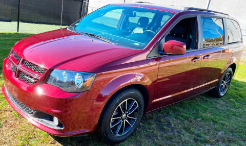 2019 Dodge Grand Caravan for sale at Autoworks of Devon in Milford CT