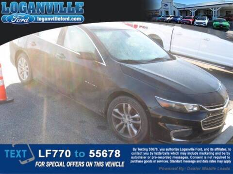 2016 Chevrolet Malibu for sale at Loganville Ford in Loganville GA