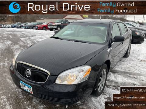 2006 Buick Lucerne for sale at Royal Drive in Newport MN