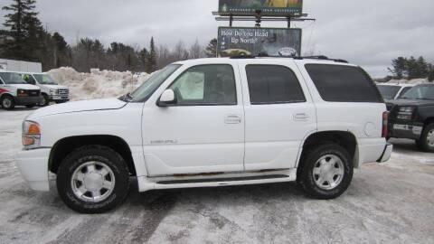2005 GMC Yukon for sale at Superior Auto of Negaunee in Negaunee MI