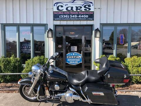 2007 Harley-Davidson ROAD KING FLHR for sale at Carolina Auto Resale Supercenter in Reidsville NC