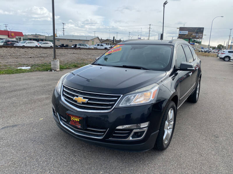 2014 Chevrolet Traverse for sale at Top Line Auto Sales in Idaho Falls ID