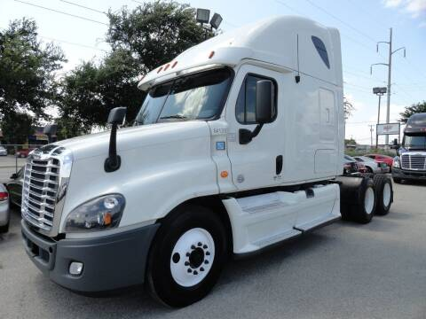 2013 Freightliner Cascadia for sale at Boss Motor Company in Dallas TX