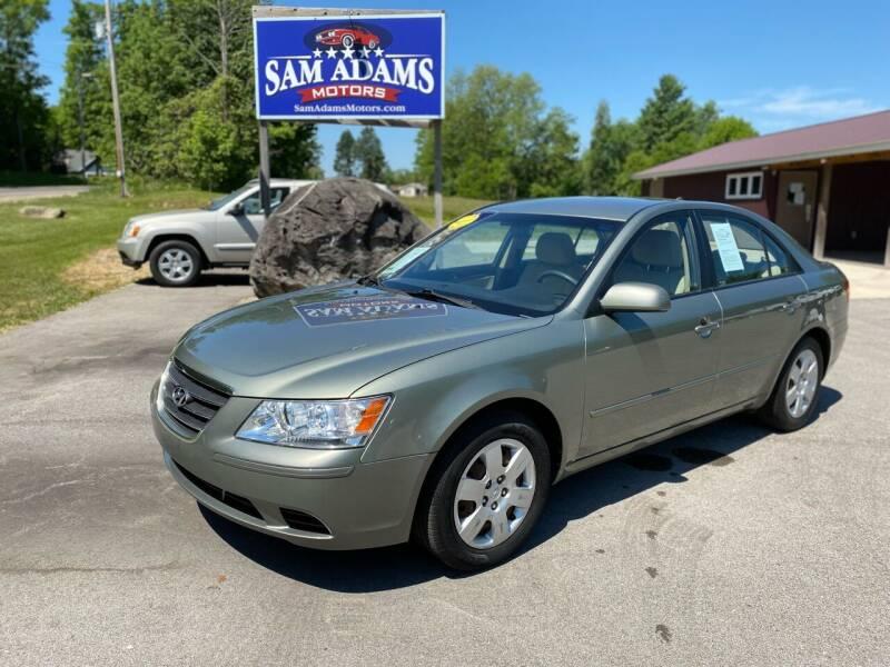2010 Hyundai Sonata for sale at Sam Adams Motors in Cedar Springs MI