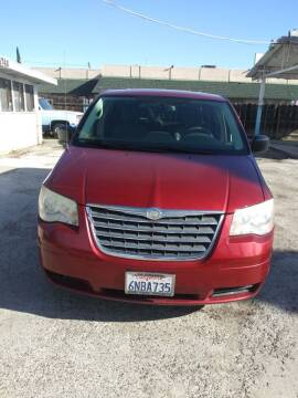 2010 Chrysler Town and Country for sale at AJ'S Auto Sale Inc in San Bernardino CA