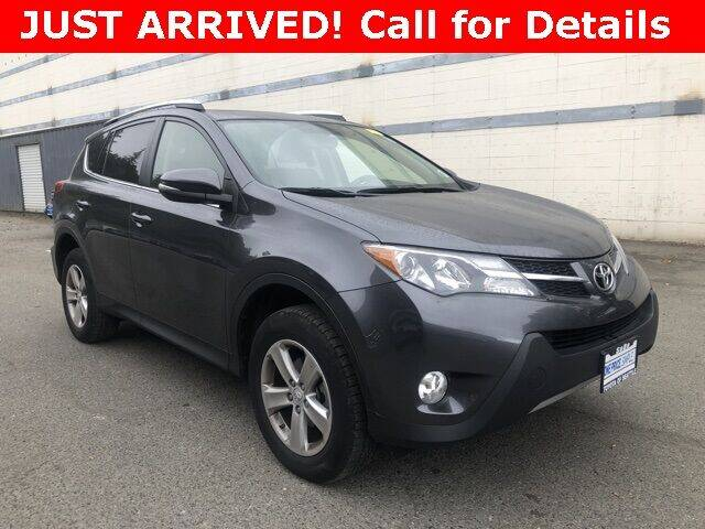 2014 Toyota RAV4 for sale at Toyota of Seattle in Seattle WA