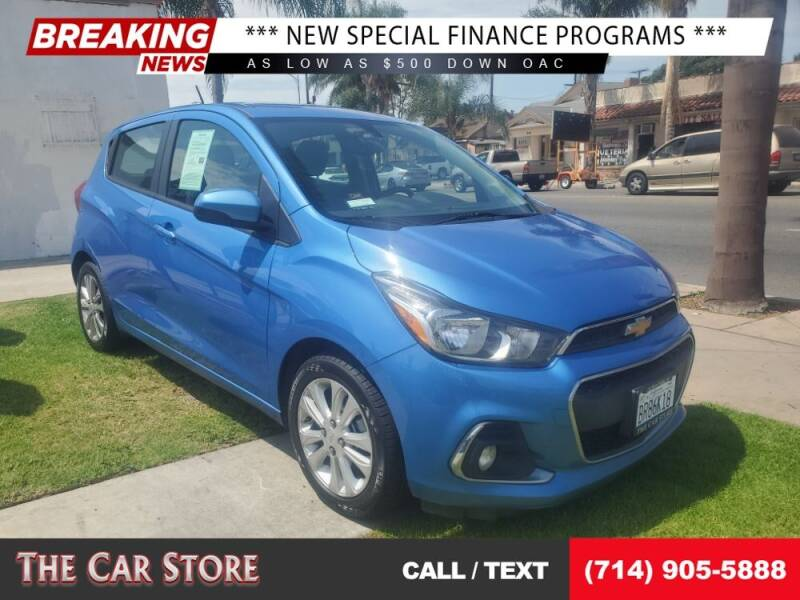 2016 Chevrolet Spark for sale at The Car Store in Santa Ana CA