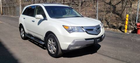 2009 Acura MDX for sale at U.S. Auto Group in Chicago IL