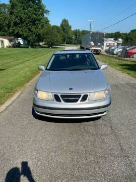 2002 Saab 9-5 for sale at Speed Auto Mall in Greensboro NC