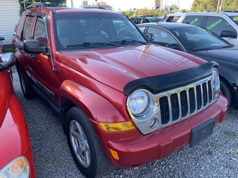 2006 Jeep Liberty for sale at Trocci's Auto Sales in West Pittsburg PA