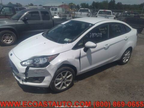2019 Ford Fiesta for sale at East Coast Auto Source Inc. in Bedford VA