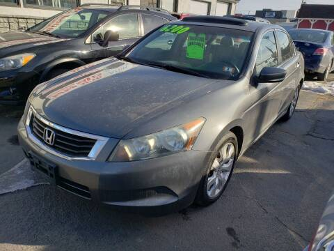 2008 Honda Accord for sale at Real Deal Auto Sales in Manchester NH