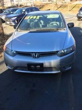 2008 Honda Civic for sale at USA Motors in Revere MA
