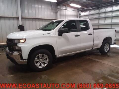 2019 Chevrolet Silverado 1500 for sale at East Coast Auto Source Inc. in Bedford VA