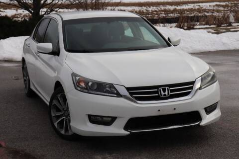 2014 Honda Accord for sale at Big O Auto LLC in Omaha NE