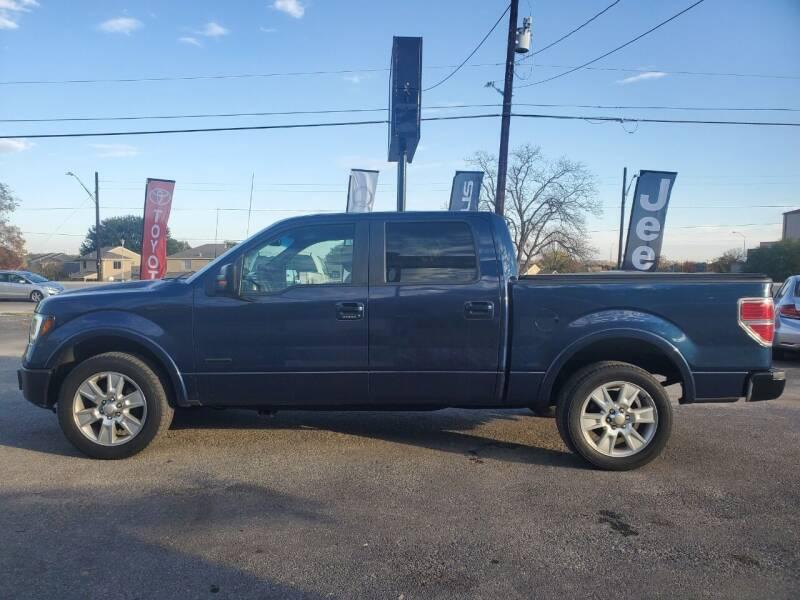 2013 Ford F-150 for sale at Progressive Auto Plex in San Antonio TX