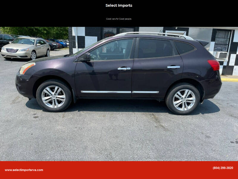 2013 Nissan Rogue for sale at Select Imports in Ashland VA