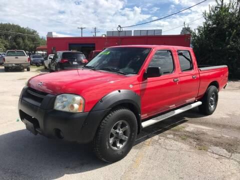 2002 Nissan Frontier for sale at Race Auto Sales in San Antonio TX