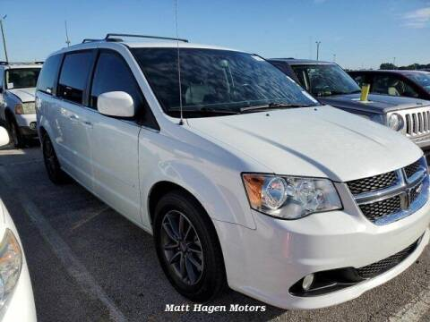 2017 Dodge Grand Caravan for sale at Matt Hagen Motors in Newport NC