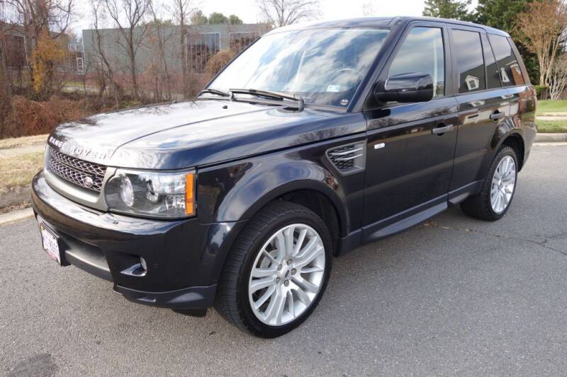2011 Land Rover Range Rover Sport for sale at GEARHEADS in Vienna VA