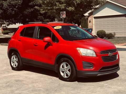 2016 Chevrolet Trax for sale at Posen Motors in Posen IL