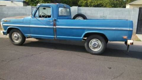 1968 Ford F-100 for sale at Haggle Me Classics in Hobart IN