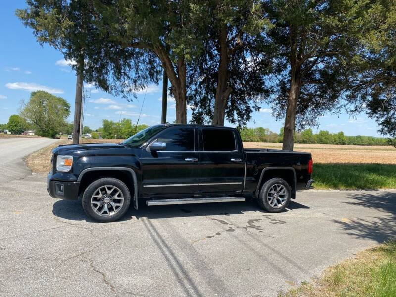 2014 GMC Sierra 1500 for sale at Tennessee Valley Wholesale Autos LLC in Huntsville AL